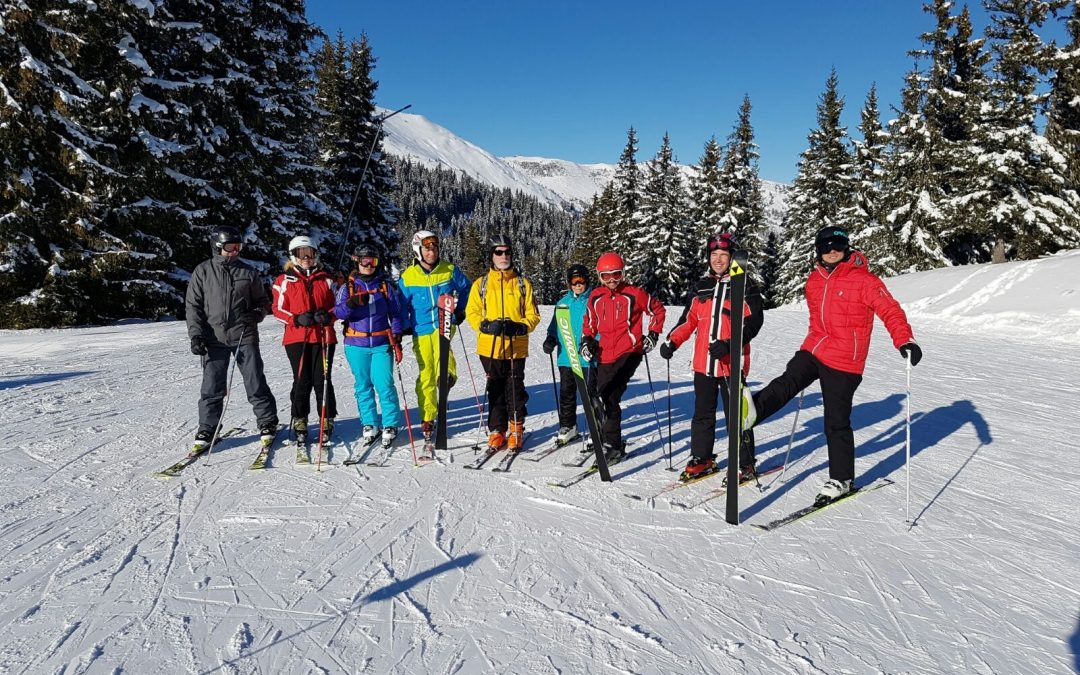 Snow Sports Event – Austria – in partnership with CPISRA