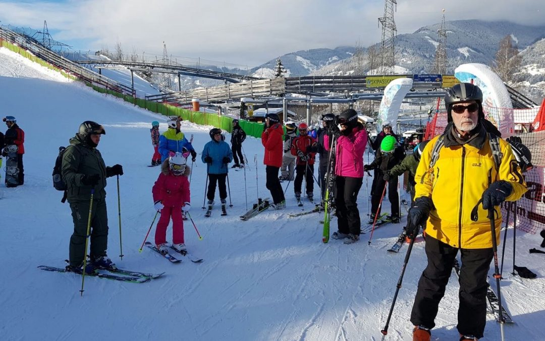 Ski Course for Children & Youths – Austria – in partnership with CPISRA