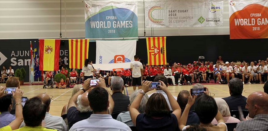 CPISRA World Games 2018 – A Great Success and Fantastic Experience for our Athletes